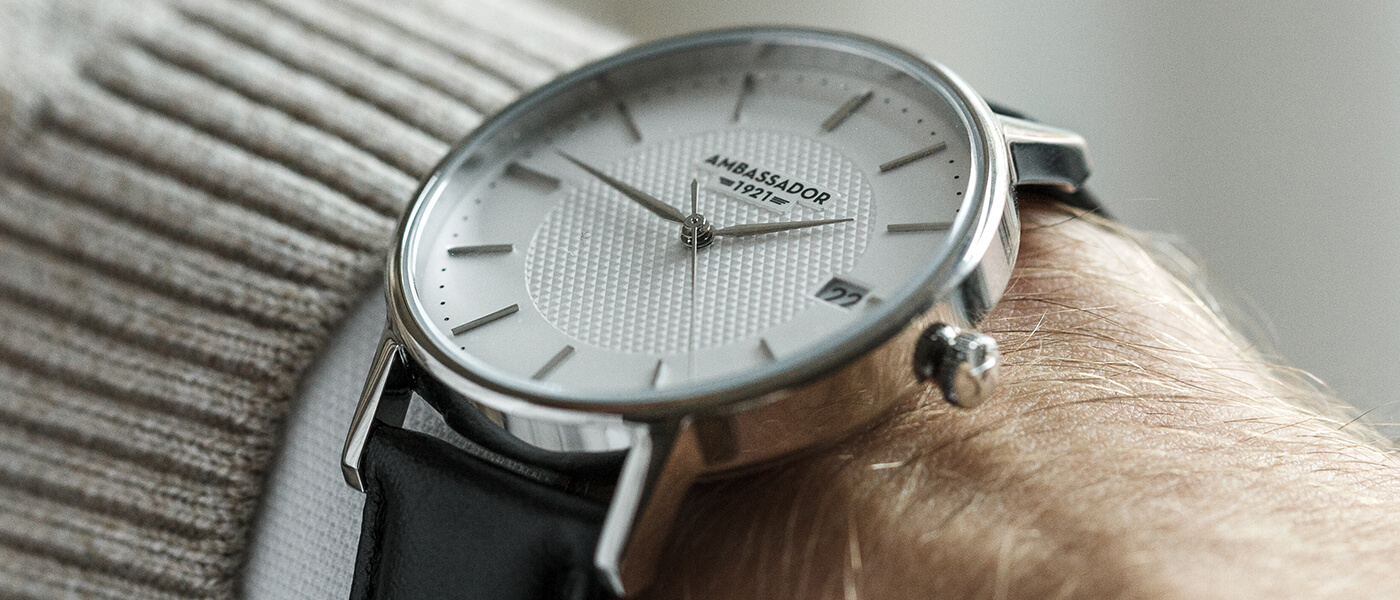 7 Best Thin Watches for Men in 2019 (Buy Guide)
