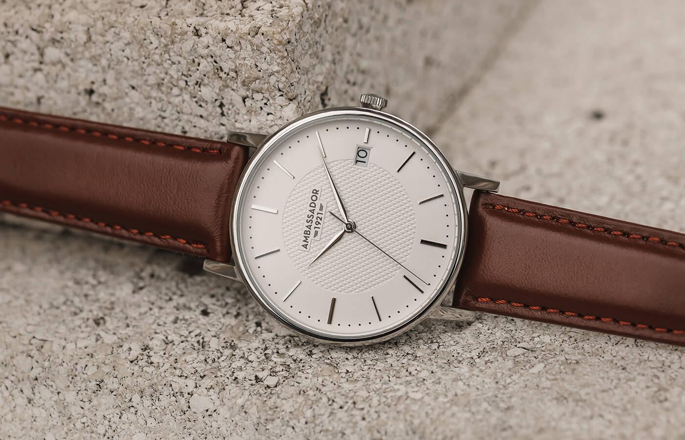 Brown Watch under $200