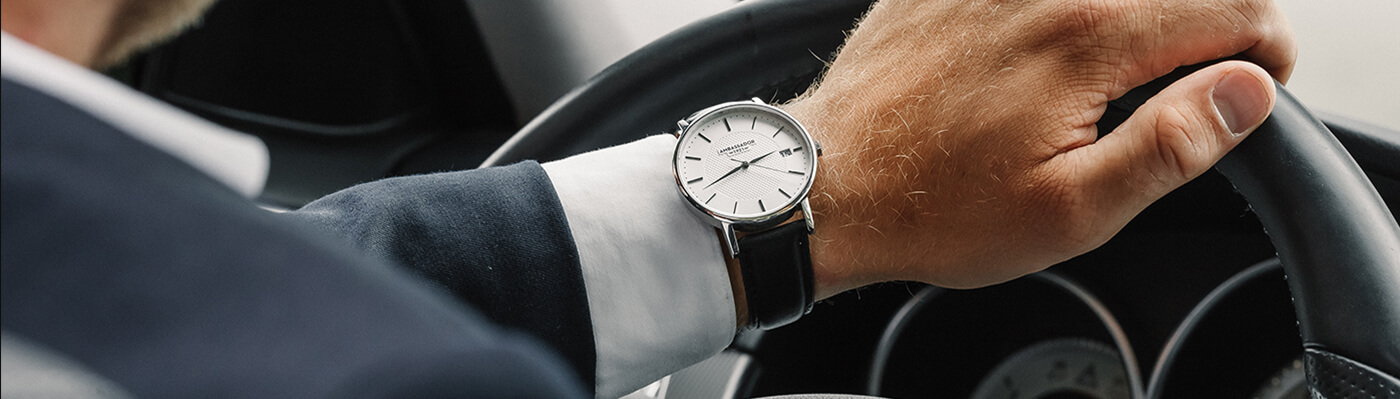 Comfortable watches