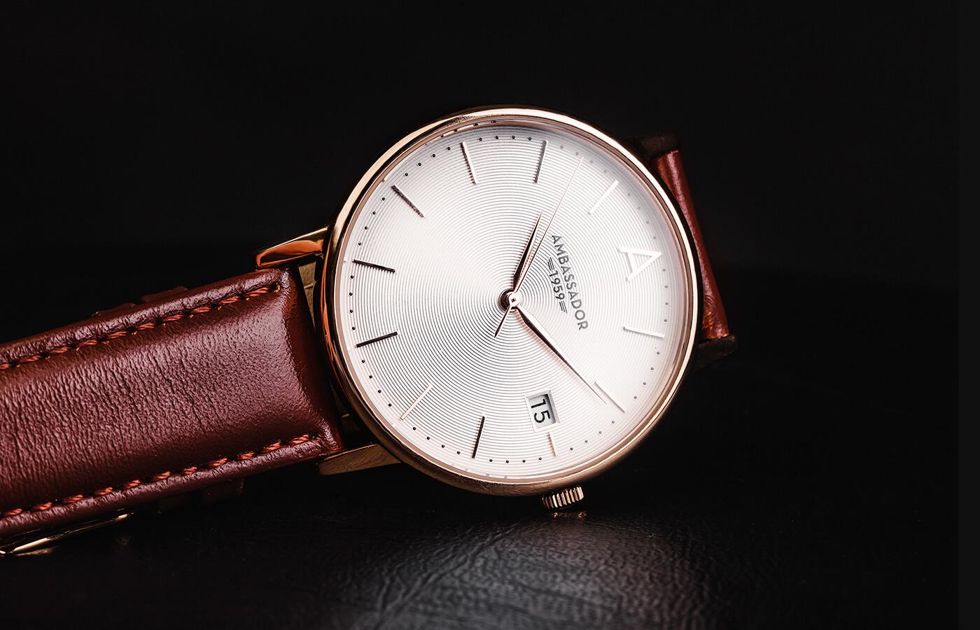 Gold watches under 200