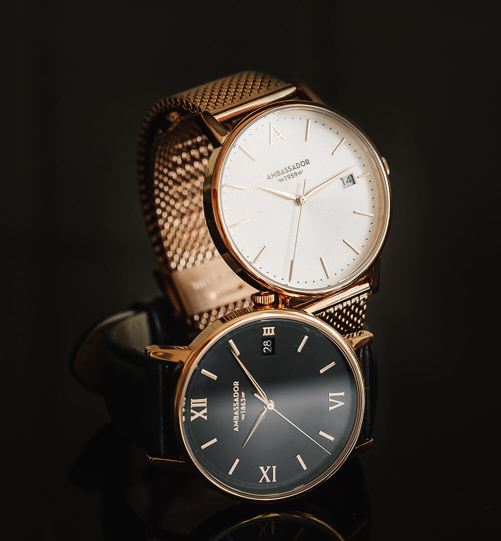 Why Couple Watches Are The Best Gift - With Watch -8986
