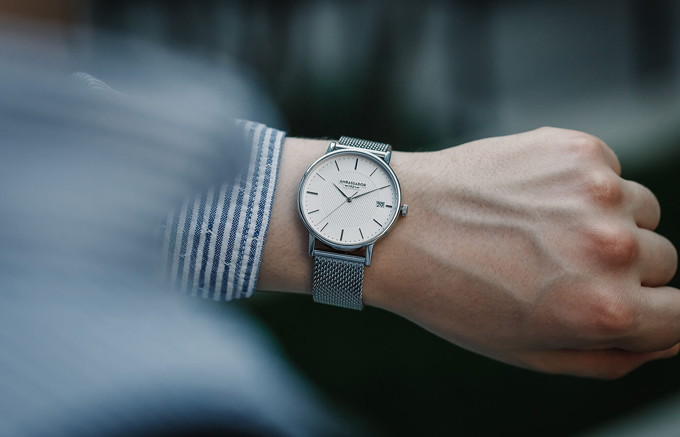 wrist watches for him