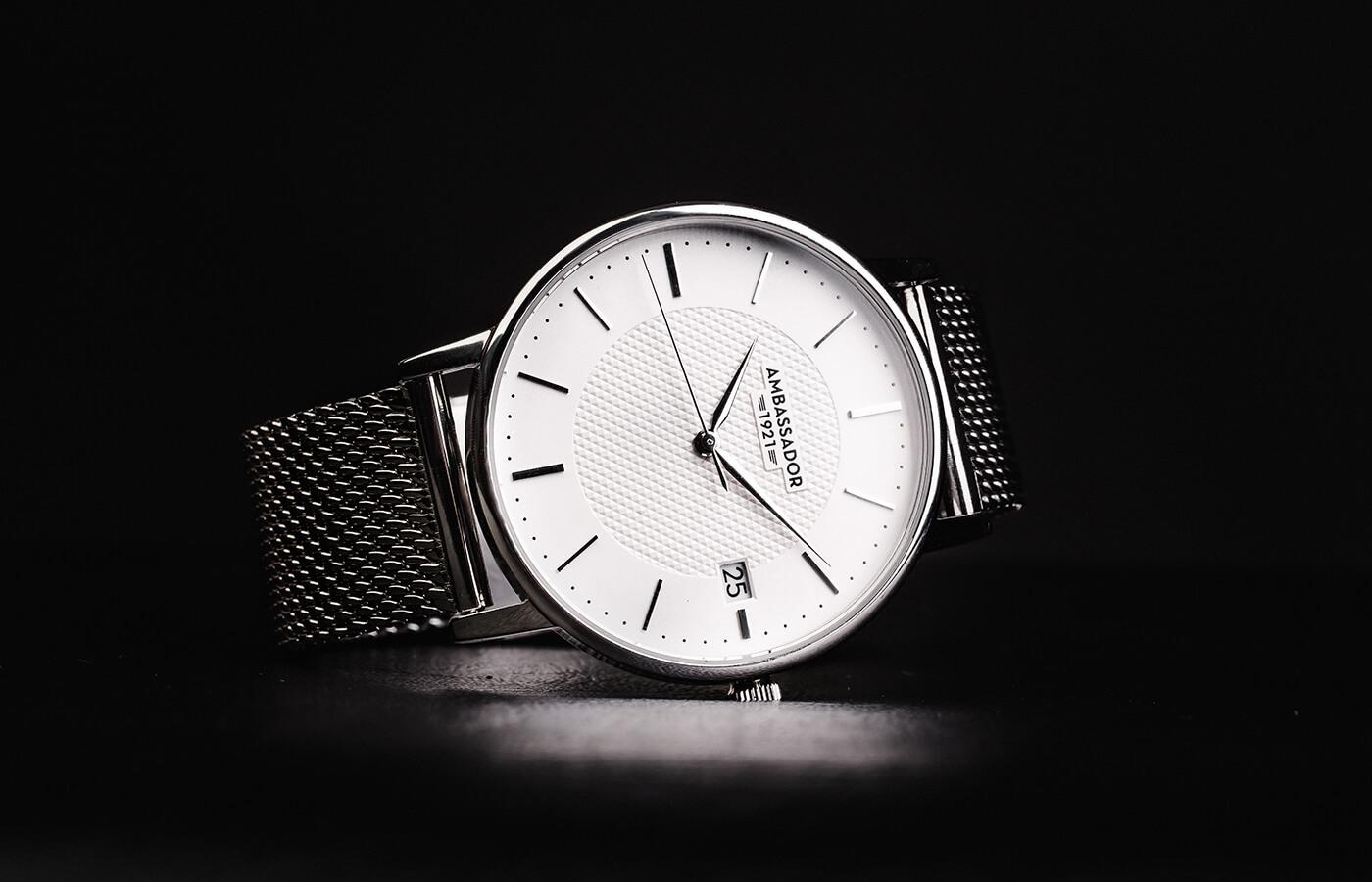 Silver Watch Under 250